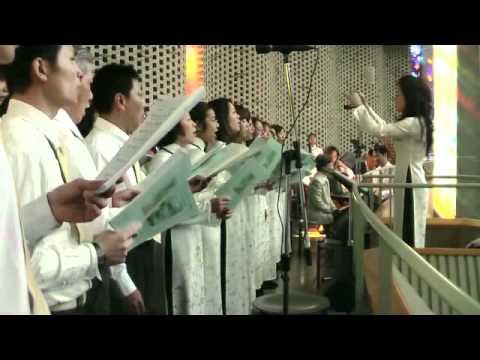 CĐ Cecilia, Từ Ngàn Xưa, Lm Kim Long, Lễ Phong Chức Linh mục 03/2011 Yotsuya, Tokyo