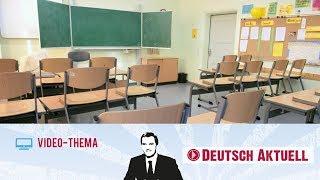 Schulvergleich: privates Internat und staatliche Schule | Deutsch lernen mit Videos