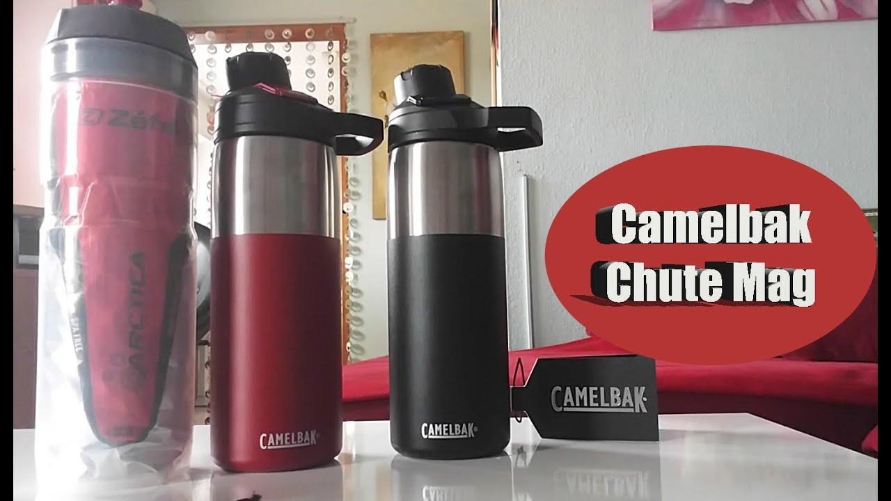 CAMELBAK hot cap vacuum stainless trinkflasche wasserflasche neu