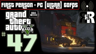 """GTA 5: PC - First Person ♫ Ryda Radio [Ep47] ► """"Optimus Prime"""" NO COMMENTARY Playthrough 60fps"""