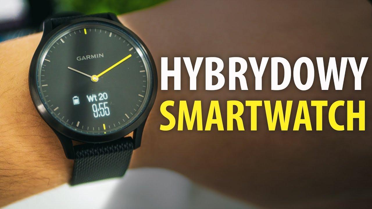 Garmin Vivomove HR – Zegarek z funkcjami smartwatcha!