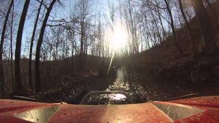 ATV Riding Martin Co Kentucky