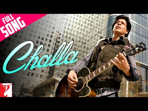Challa - Full Song | Jab Tak Hai Jaan | Shah Rukh Khan | Rabbi