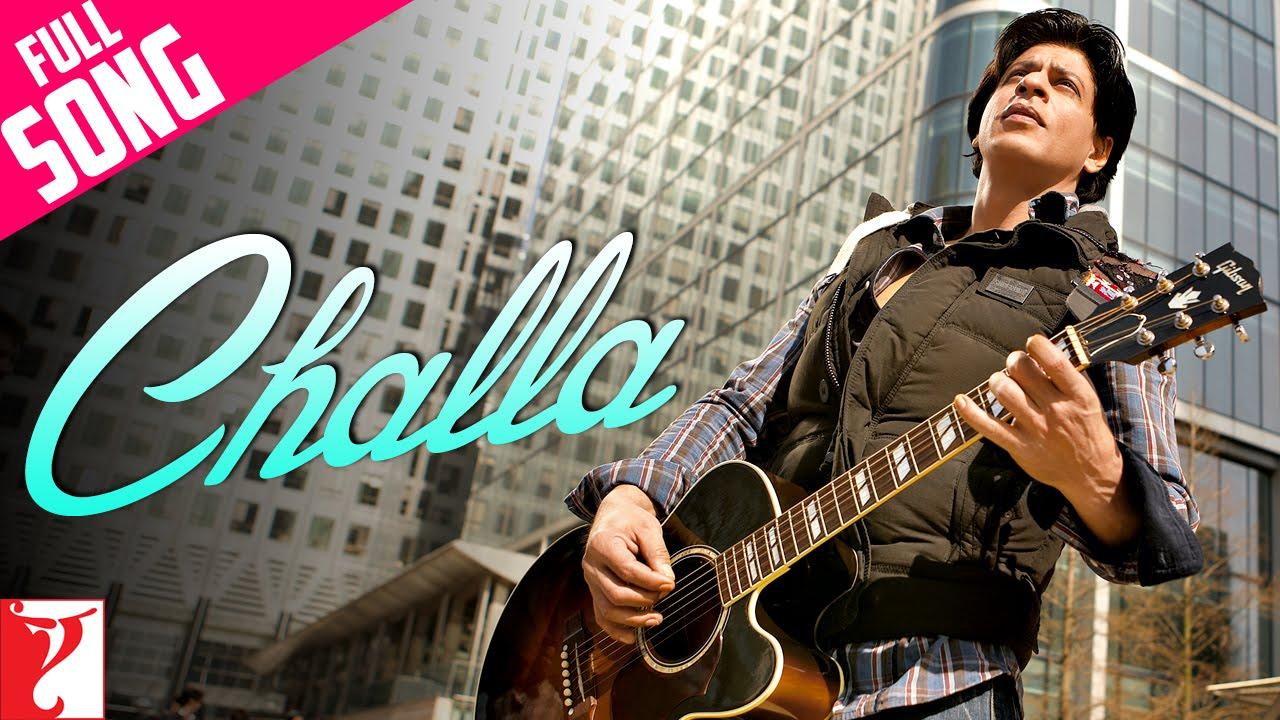 Challa - Full Song   Jab Tak Hai Jaan   Shah Rukh Khan   Rabbi #1