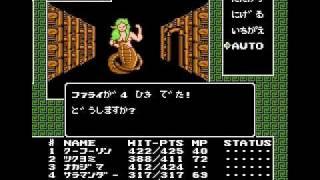 女神転生「対ロキ戦」_1.avi