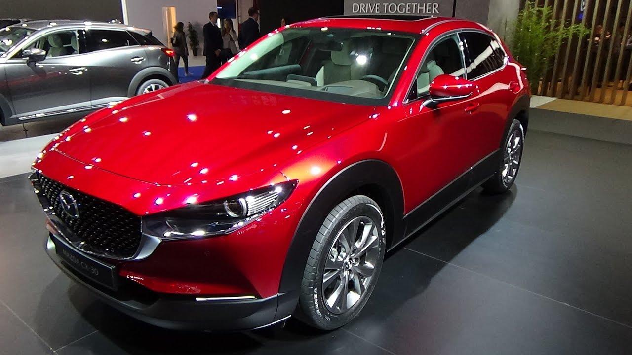 Kekurangan Mazda X30 Top Model Tahun Ini