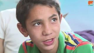 بالفيديو.. شاهد ماذا يعمل أطفال غزة بسبب الفقر