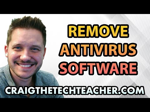 How To Remove Windows XP Antivirus Software (2020)