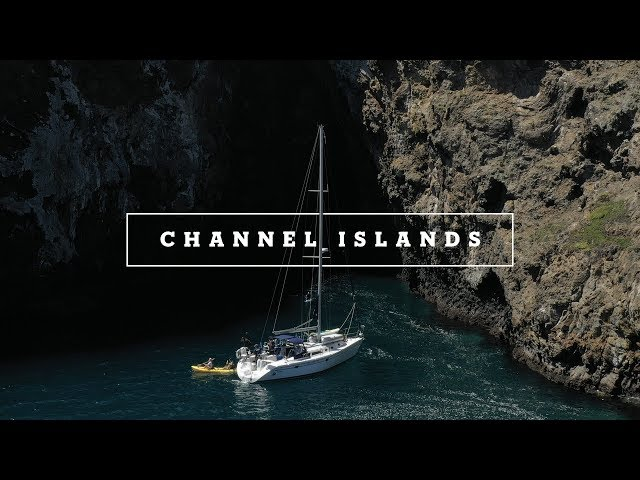 Channel Islands Sailing Trip with Dylan Efron
