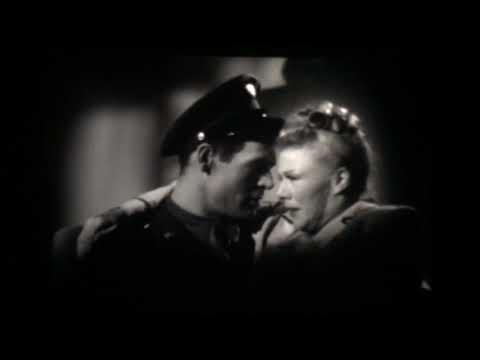 Tender Comrade 1943  Romantic  Robert Ryan & Ginger Rogers