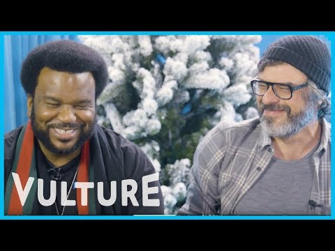 Craig Robinson and Jemaine Clement Sing About Claustrophobia