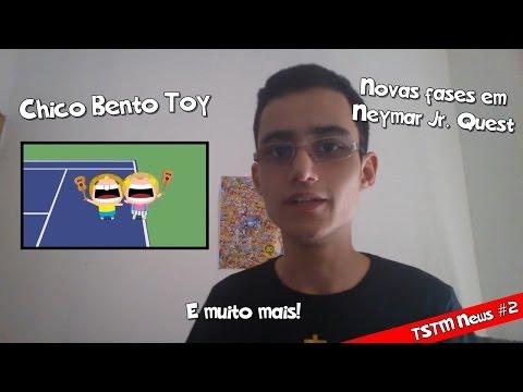 TSTM News #2 - Chico Bento Toy, Revista Turismônica e muito mais!