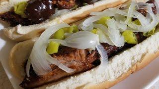 Instant Pot BBQ Baby Back Ribs Sandwich Paula Deen 8.5qt Air Fryer Airfryer