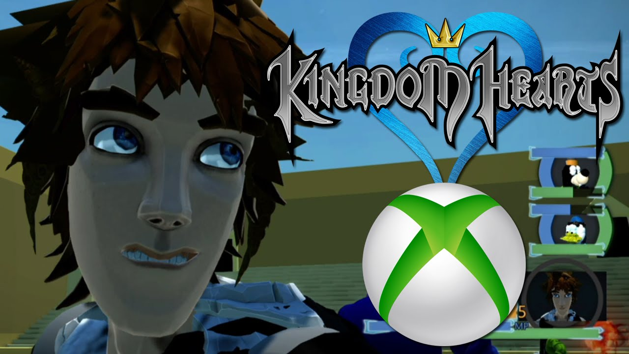 Kingdom Hearts On Xbox One Youtube