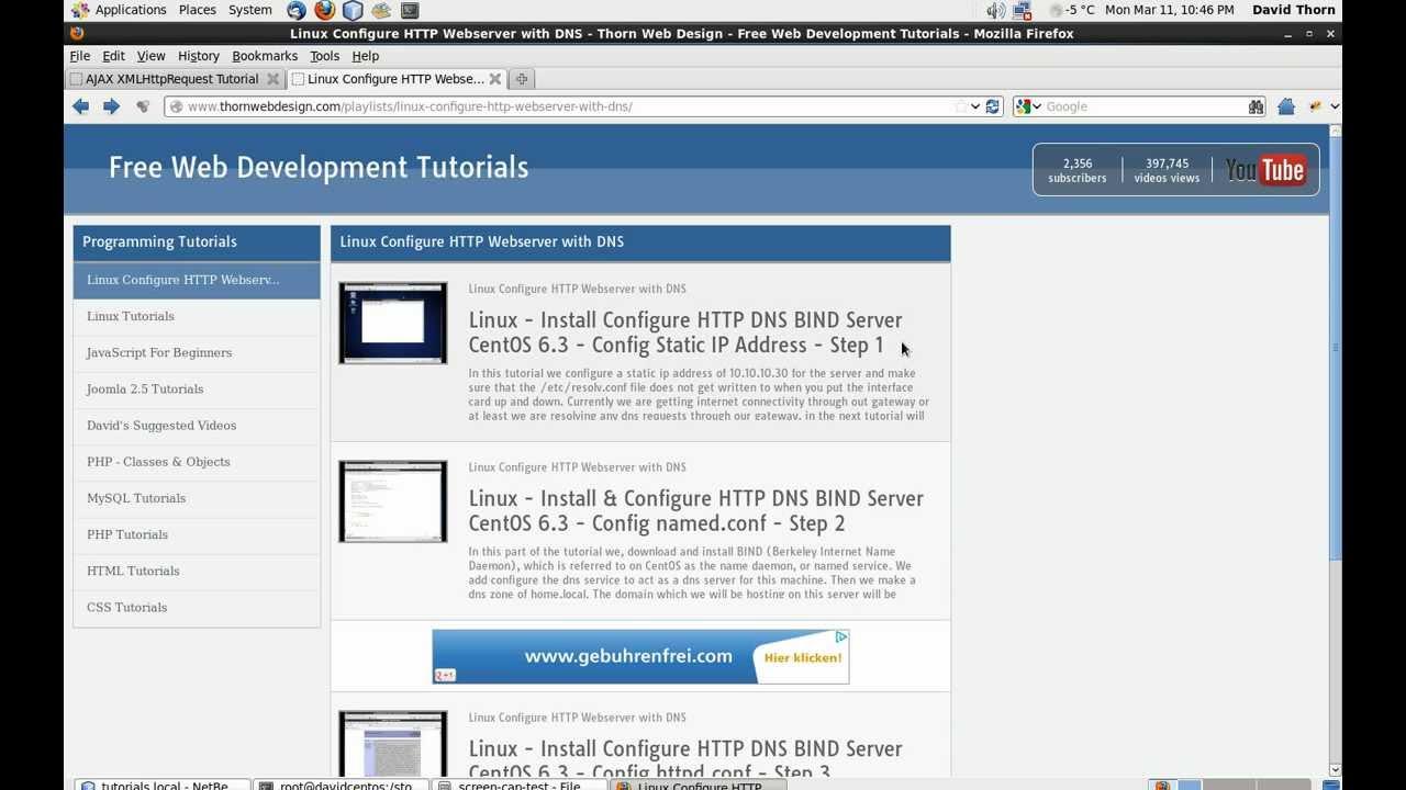 AJAX XMLHttpRequest - Javascript - Using POST Request ...