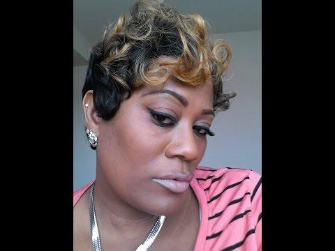 New Born Free Slim Line Part Wig **SLW01**
