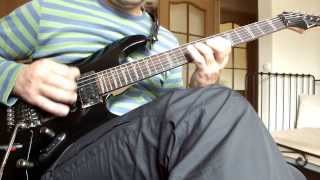 Kamelot - The Spell (guitar cover)
