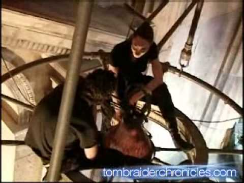 Lara Croft Tomb Raider: The Cradle Of Life Movie - Hoffman Part 1