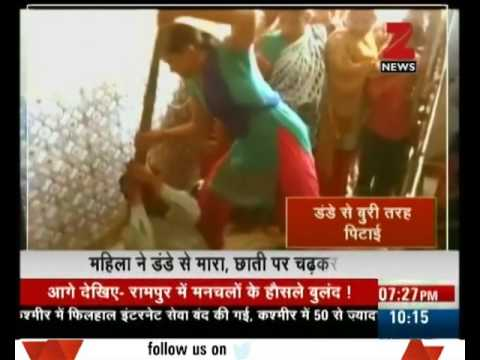Man brutally beaten to death by woman in Ghaziabad for obscene phone calls