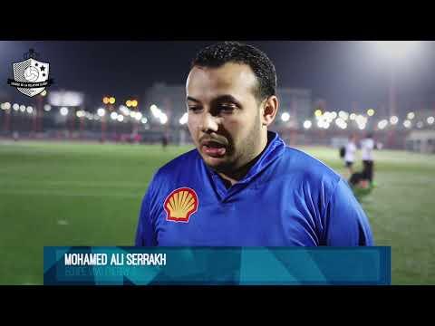 Témoignage Mohamed Ali SERRAKH - Equipe Vivo Energy 2