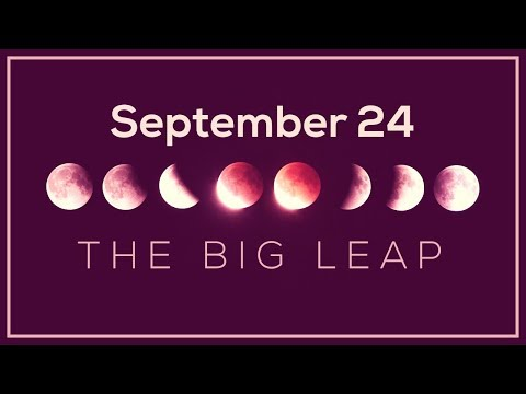 Full Moon September 24, 2018 Twin Flame Ascension Energy Report