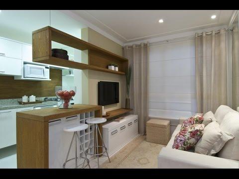 Como fazer a decora o de uma sala pequena e estreita - Salas de estar pequenas ...