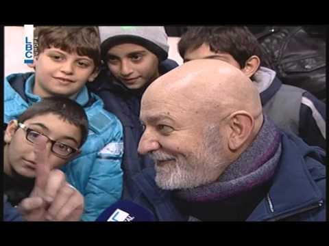 Coach Ghassan Sarkis