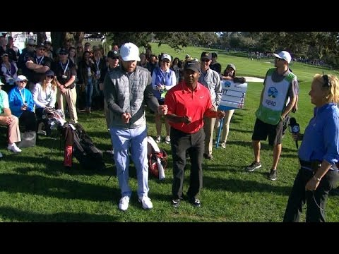Highlights | Celebrity Saturday at the AT&T Pebble Beach Pro-Am