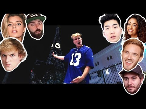 Jake Paul - YouTube Stars Diss Track...