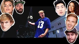 Jake Paul - YouTube Stars Diss Track (Official Music Video) thumbnail
