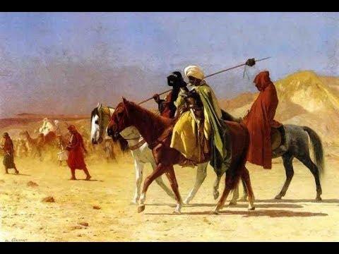 Арабский Халифат/кратко