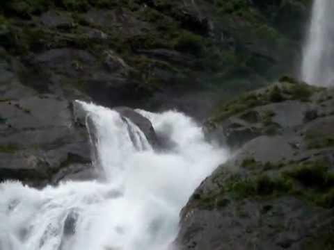 Annapurna treks waterfall. ( www.jomsomtreks.com.np), Pokhara, Nepal