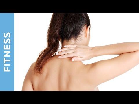 Nackenverspannungen lösen - Lockerungs & Dehnübungen für zu Hause - Fit mit Anna - HD