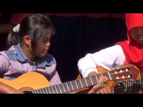 Mengheningkan Cipta-Orchestra SMPN 3 Bayat (ESTIB), Klaten, Ja-Teng