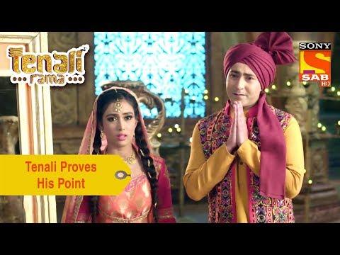Your Favorite Character | Tenali Proves His Point | Tenali Rama