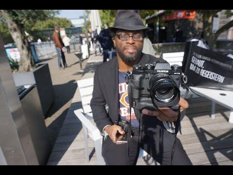 FujiFilm X-T2 Review at Photokina 2016