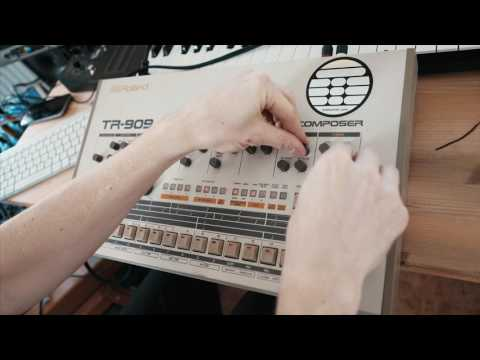 Joris Voorn TR-909 session
