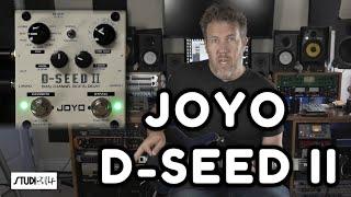 Joyo D-Seed II Delay Pedal