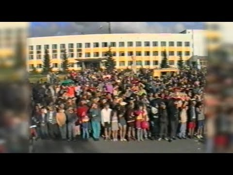 День рождения Красноуфимска 20 лет назад