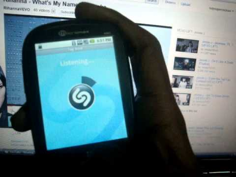 shazam encore for android
