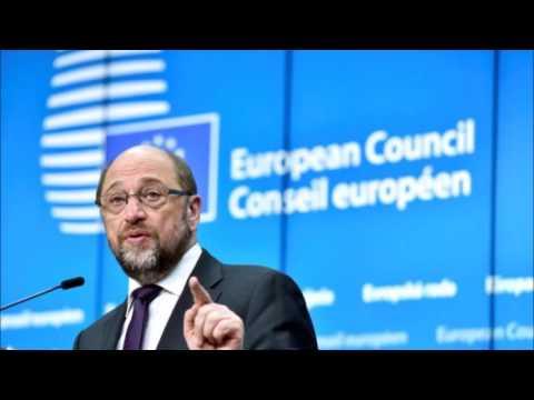 EU's Schulz gives up run at German chancellery - Spiegel