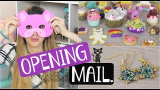 MAIL HAUL #11 // PO Box Mail Opening Gifts from Viewers! // Crafty, Handmade Inspiration