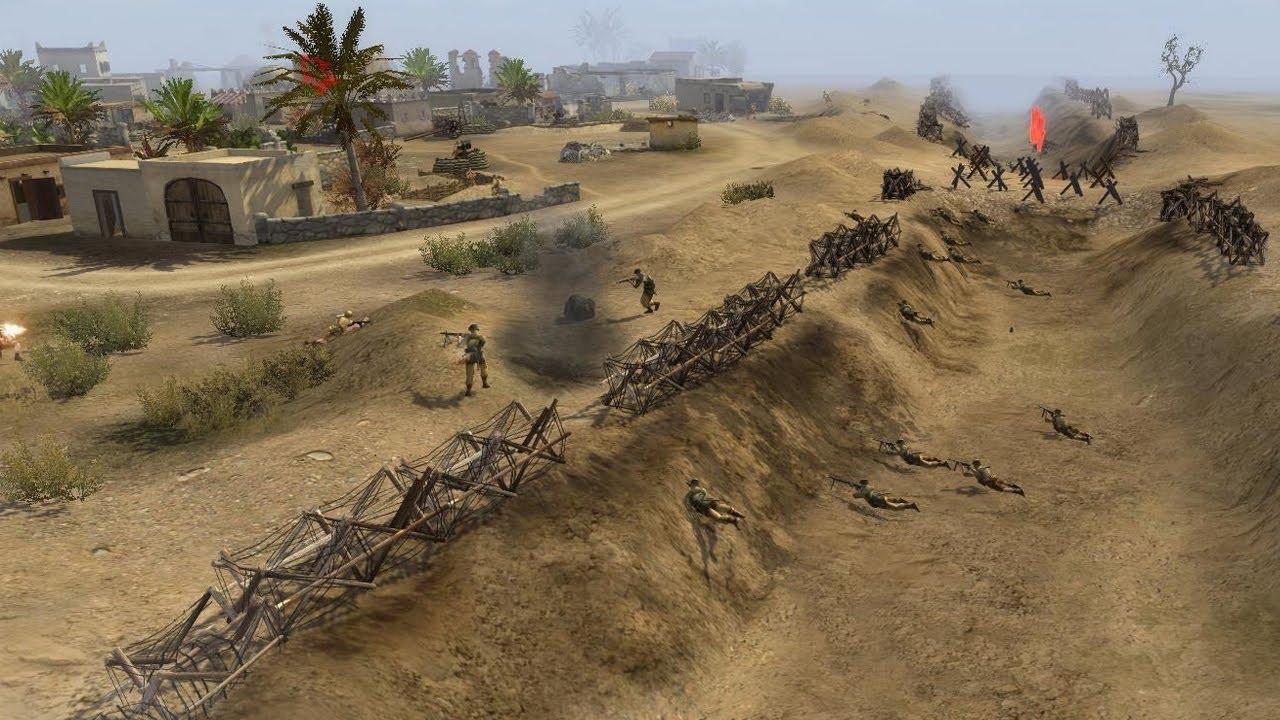 Men Of War - German Campaign Walkthrough - Mission 3 ...