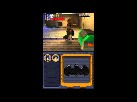 Lego Batman The Videogame DS walkthrough: Heroes - the ...