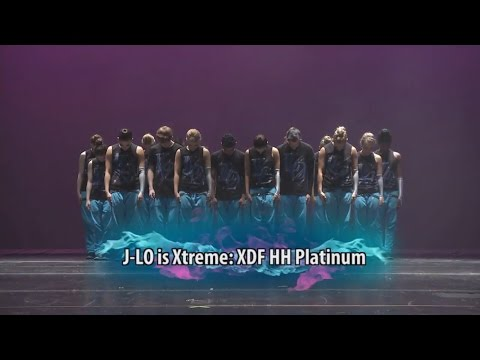 "Xtreme Dance Force ""JLO Is Xtreme"" JLO Mix 2014 / Naperville, IL / 1st Nationals / @xtremedanceforce"