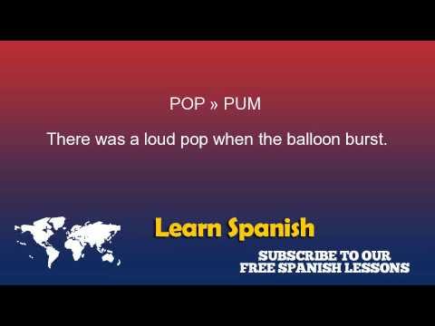 Baixar Pop in Spanish