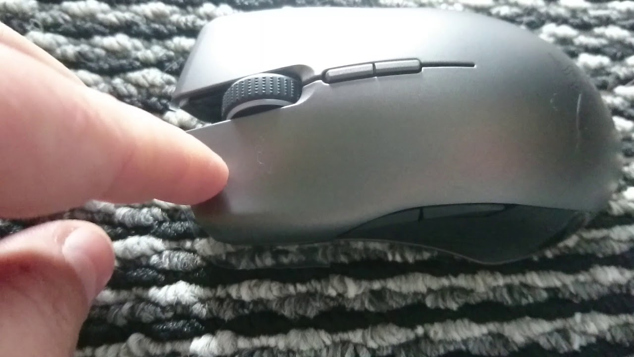 Razer Lancehead - The Ultimate Wired/Wireless Gaming Mouse Review