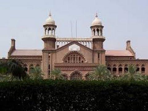 Child custody case in Lahore High Court