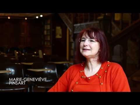 Marie-Geneviève Pinsart - Les Mardis de la Philo.be - Saison 6