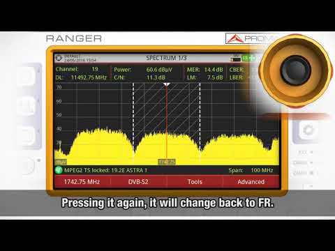 RANGER Analyzers Tutorial   4 Spectrum Analyser Part 1